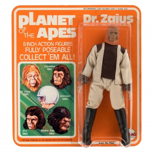 Mego • Planet of the Apes Series • Action figures Archives