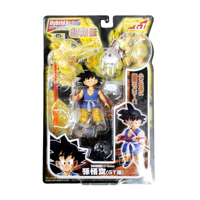 Son Goku Gt Version Collectibleswiki