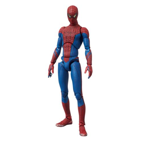 mafex 001 spider man