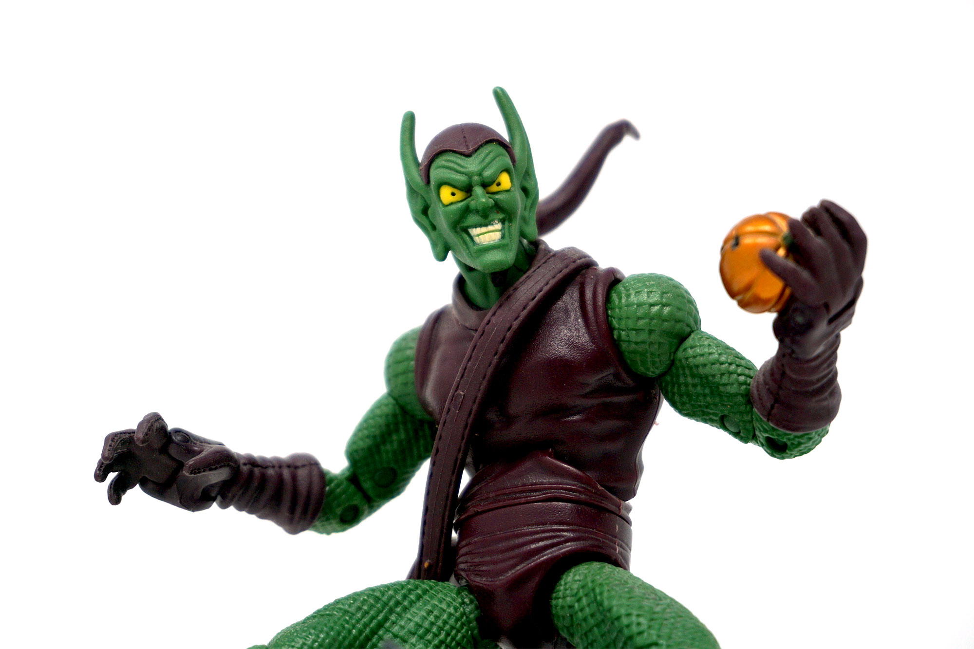 Marvel Legends Green Goblin • Collectibles Wiki