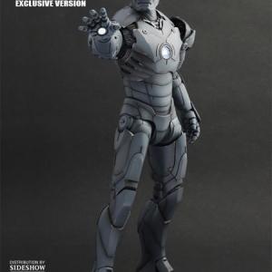 Mms101 Iron Man Mark Iii Gunmetal Collectibleswiki