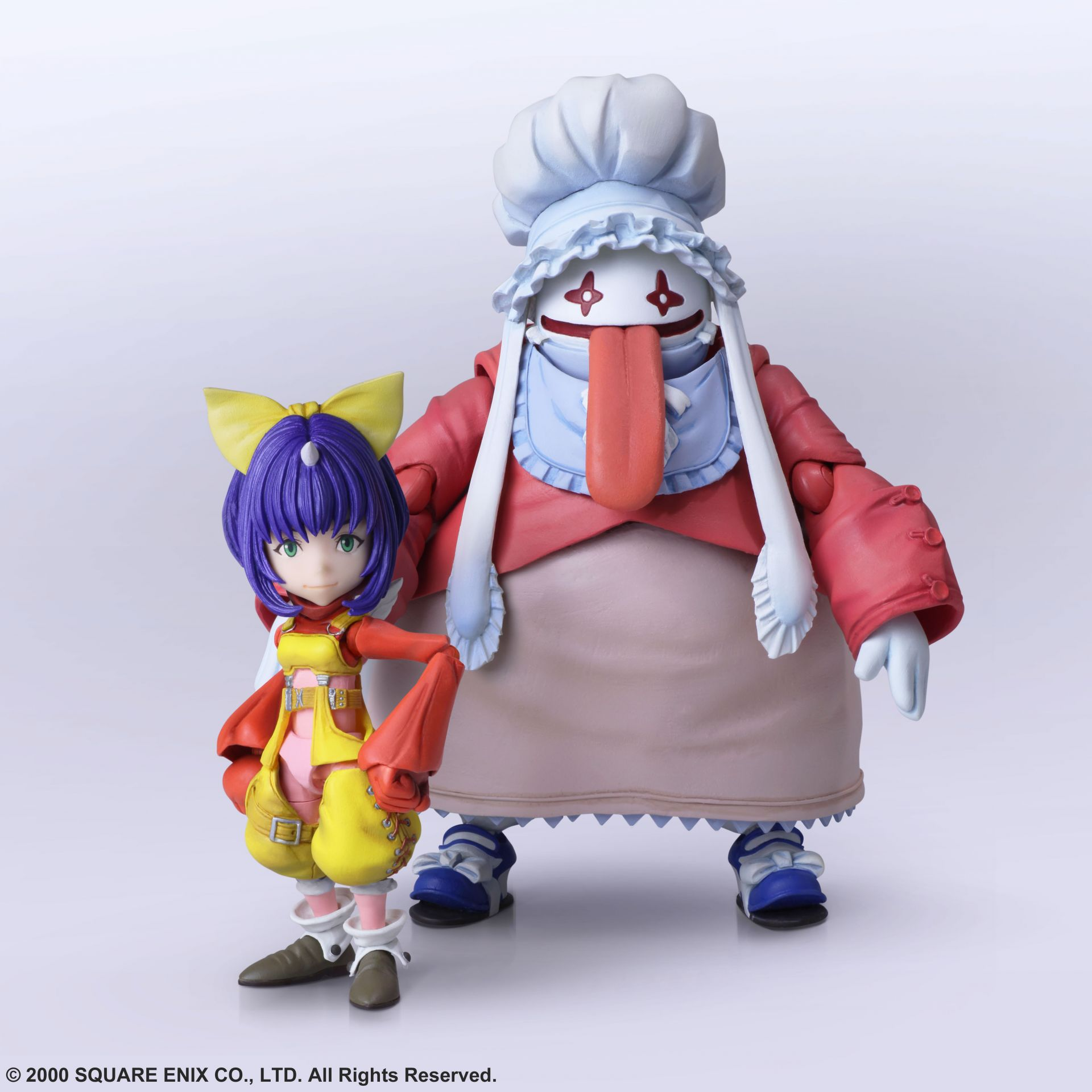FFIX Eiko and Quina Bring Arts 001