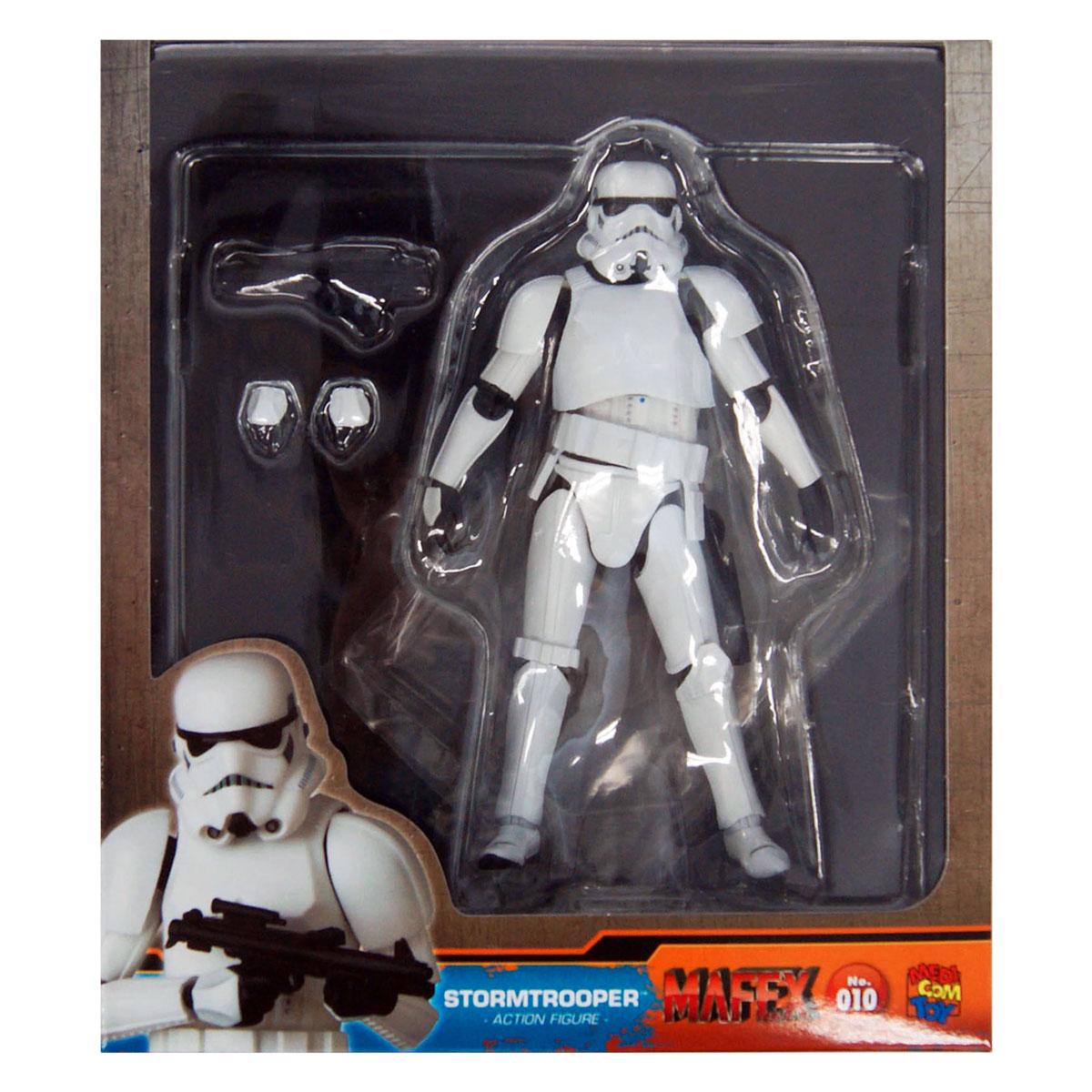 Medicom MAFEX #21 Star Wars First Order Stormtrooper ORIGINAL JAPANESE ***NEW***